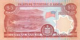 SAMOA P. 33a 5 T 2003 UNC - Samoa