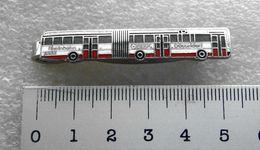 PINCE A CRAVATE - Bus - Rheinbahn  - Düsseldorf - Krawattennadel - Trasporti