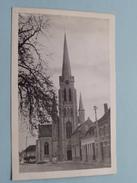 HAASDONK-WAAS St. Jacobuskerk () Anno 1964 ( Zie Foto Voor Details ) !! - Beveren-Waas