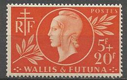 WALLIS ET FUTUNA N° 147  NEUF** LUXE SANS  CHARNIERE  / MNH - Nuovi