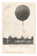 CPA 51 CAMP DE CHALONS Experiences De Ballons - Manovre
