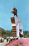 Russia - Cheboksary - Monument To Chapaev - Printed 1973 - Monuments