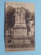 Standbeeld Der Gebroeders Van EYCK - Maaseyck () Anno 19?? ( Zie Foto Voor Details ) !! - Maaseik