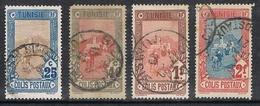TUNISIE COLIS POSTAUX AVEC BELLE OBLITERATION - Used Stamps