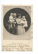 Ernst Ludwig Grossherzog Von Hessen Mit Familie - Personnages Historiques