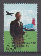 Ned.Antillen 1971  Nvph Nr: 440 Prins Bernhard Verjaardag  Neuf Sans Charniere-MNH-Postfris - Curaçao, Antilles Neérlandaises, Aruba