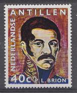 Ned.Antillen 1971  Nvph Nr: 441 Sterfdag Pedro Luis Brion  Neuf Sans Charniere-MNH-Postfris - Curaçao, Antilles Neérlandaises, Aruba