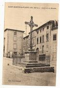 SAINT-MARTIN De La Plaine - Croix De La Mission - Autres Communes