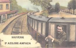 20 - CORSE / Fantaisie Moderne - CPM - Format 9 X 14 Cm - AZILONE AMPAZA - Autres Communes