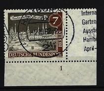 BERLIN - Mi-Nr. 218 Formnummer 1 Gestempelt (1) - Berlin (West)
