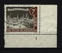 BERLIN - Mi-Nr. 218 Formnummer 1 Gestempelt (2) - Berlin (West)