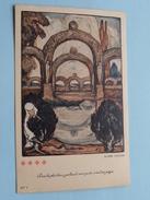 Allard L'Olivier N° 1 ( Vendu Au Profit De La CROIX ROUGE De BELGIQUE ) Anno 19?? ( Zie Foto Voor Details ) !! - Croix-Rouge