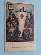 Allard L'Olivier N° 3 ( Vendu Au Profit De La CROIX ROUGE De BELGIQUE ) Anno 19?? ( Zie Foto Voor Details ) !! - Croix-Rouge