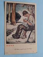 Allard L'Olivier N° 2 ( Vendu Au Profit De La CROIX ROUGE De BELGIQUE ) Anno 19?? ( Zie Foto Voor Details ) !! - Croix-Rouge