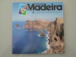 1987 Madère Livret Annuel De La Poste Voir Photos   Yvert N° 116/22 ** - Madère