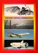 Avions - Toulouse Capitale Aéronotique - 1890 - 1990 - (90) - Avions