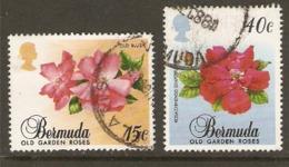 Bermuda 1985 561,3 Old Garden Rose Fine Used - Bermuda