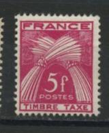 FRANCE - TAXE  - N° Yvert 85 ** - Segnatasse