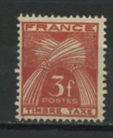 FRANCE - TAXE  - N° Yvert 83 ** - Segnatasse