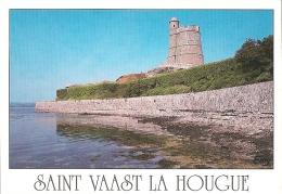 50 - Saint Vaast La Hougue - Le Fort De La Hougue (17e Siècle)... - Ed. Normandes Le Goubey N° 11727 (non Circulée) - Saint Vaast La Hougue