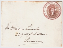 1890, GA , Sonder-Stempel  , # 7741 - Briefe U. Dokumente