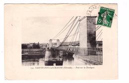 33 Sainte Foy La Grande Pont Sur La Dordogne Edit Louis Garde - France