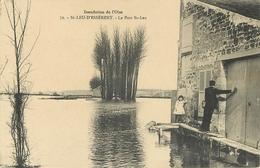 60 - ST LEU D'ESSERENT - OISE - LE PORT ST LEU - VOIR SCANS - Sonstige Gemeinden