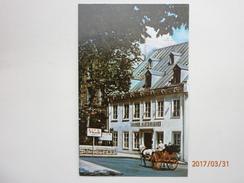 Postcard Wax Museum Musee De Cire Quebec Canada My Ref B11002 - Museum