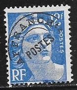 N° 103   FRANCE  -  PREOBLITERE  TYPE MARIANNE DE GANDON   -  NEUF  -   1922/1947 - Precancels