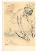 E. Degas - Melina Darde - 926 - Peintures & Tableaux