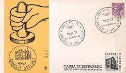 ITALIA - RIMINI 1971 - CAMPIONATI NAZIONALI SCHERMA - Scherma