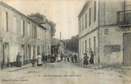 RARE MIOS RUE DE LA GARE EDITION LAFONT - France