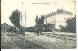 Pont De Beauvoisin La Gare - Otros Municipios