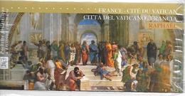 2005 - Bloc Souvenir Emission Commune - France -Vatican B.F 28 - Blocs Souvenir