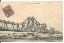 Viet Nam  Hanoi Le Pont Doumer - Vietnam