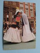 Les Géants ( Le Baiser De Mr. Et Mme Goliath ) Anno 1983 ( Zie Foto Voor Details ) !! - Ath