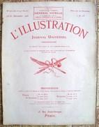 REVUE ILLUSTRATION - NUMERO DOUBLE DU 23 Et 30 DECEMBRE 1916 - N° 3851 / 3852 - BON ETAT - Journaux - Quotidiens