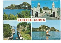 Kepkypa Corfou - Grèce
