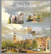 2016 - Bloc Capitales  Européennes - AMSTERDAM - Nuovi