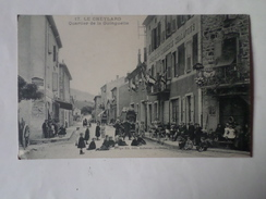 07 LE CHEYLARD-QUARTIER DE LA GUINGUETTE - Le Cheylard