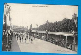 CPA Courses Cyclistes Au Mail - ANGERS,  Photographe R RIVIERE - Cyclisme