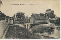 MEHUN SUR YEVRE - Le Vieux Moulin Et L'Yèvre - Mehun-sur-Yèvre