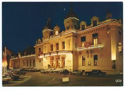 Monte-Carlo Le Casino Illuminé - Monte-Carlo