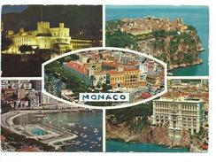 Souvenir De Monaco - Multi-vues, Vues Panoramiques