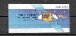 1988 MNH  Booklet, Finland MH 23, Postfris**