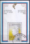 ESLOVENIA 1996 HB-2 USADO - Eslovenia