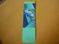 Frog Grenouille - Bookmark/Marque-page From Greece Stymphalia Environment Museum - Marque-Pages