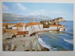 Postcard Budva  Montenegro  My Ref B11008 - Montenegro