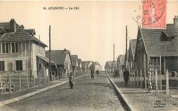 AULNOYE LA CITE - Aulnoye