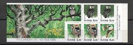 1993 MNH  Booklet, Finland MH33, Postfris**